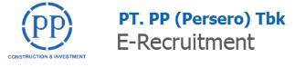 Lowongan kerja di PT PP 2017
